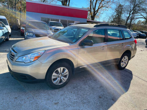 2010 Subaru Outback for sale at Baton Rouge Auto Sales in Baton Rouge LA
