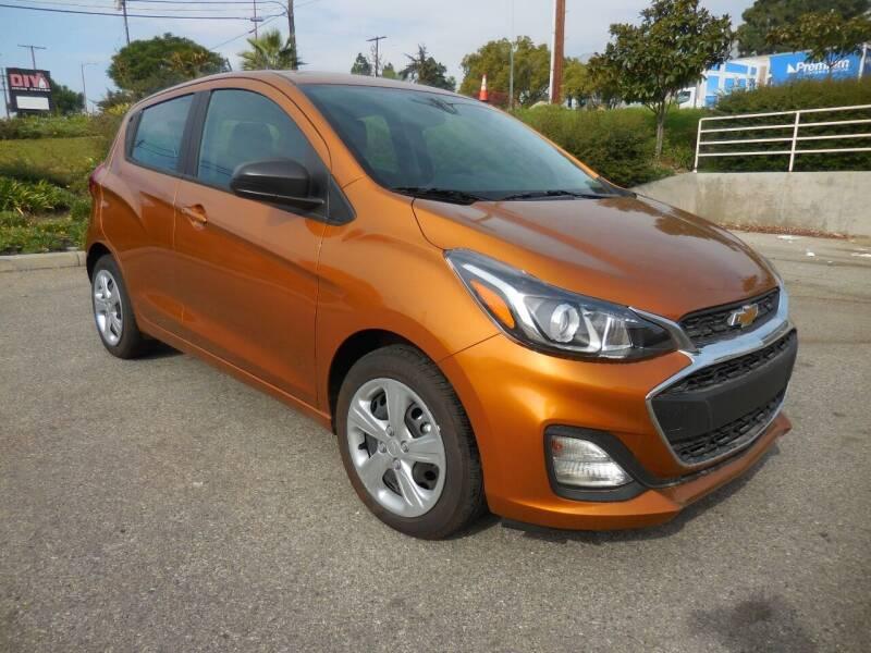 2020 Chevrolet Spark for sale at ARAX AUTO SALES in Tujunga CA