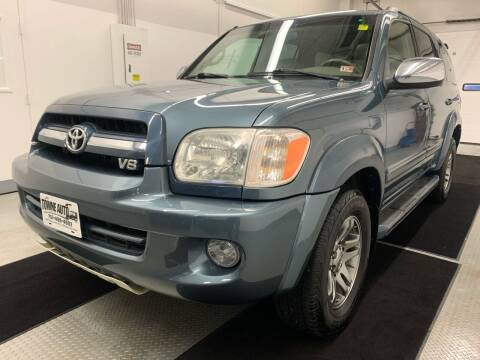 2007 Toyota Sequoia for sale at TOWNE AUTO BROKERS in Virginia Beach VA