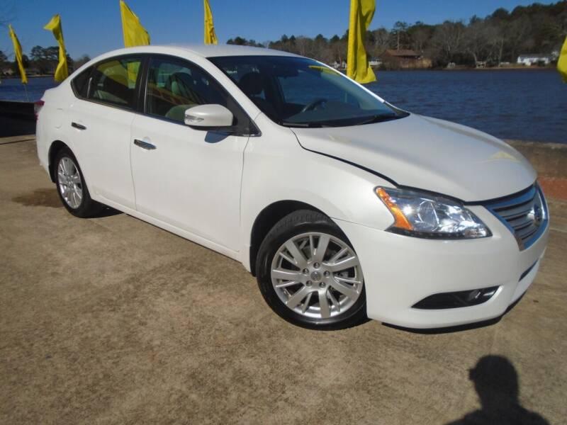 2013 Nissan Sentra for sale at Lake Carroll Auto Sales in Carrollton GA