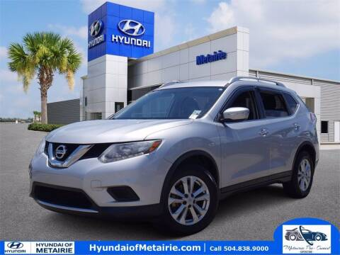 2015 Nissan Rogue for sale at Metairie Preowned Superstore in Metairie LA