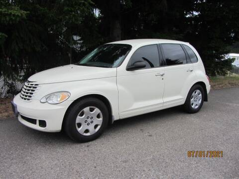 2007 Chrysler PT Cruiser for sale at B & C Northwest Auto Sales in Olympia WA