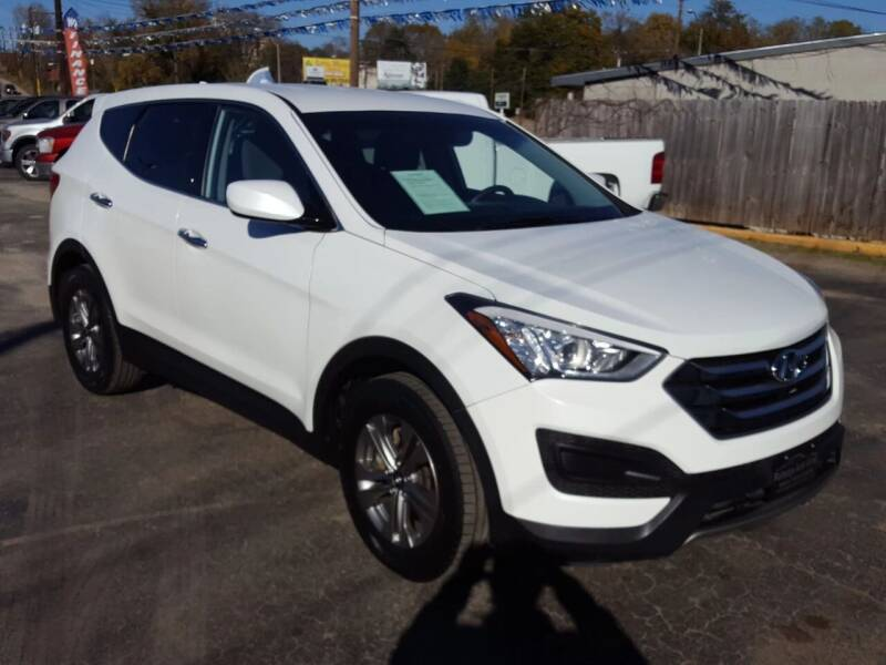 2016 Hyundai Santa Fe Sport for sale at Rutledge Auto Group in Palestine TX