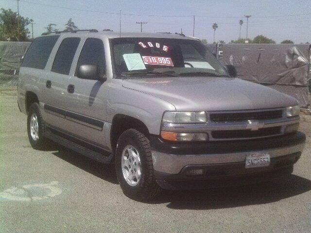 2005 Chevrolet Suburban for sale at Valley Auto Sales & Advanced Equipment in Stockton CA