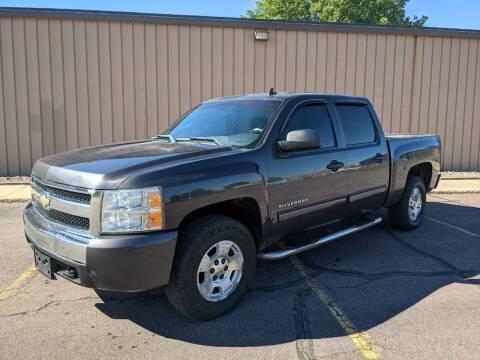 2010 Chevrolet Silverado 1500 for sale at Tucson Motors in Sioux Falls SD