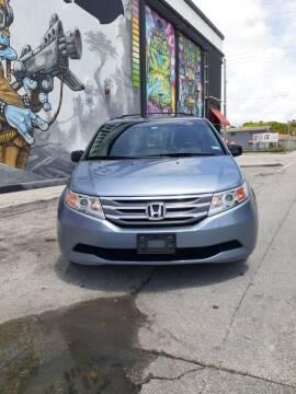 2011 Honda Odyssey for sale at Rosa's Auto Sales in Miami FL