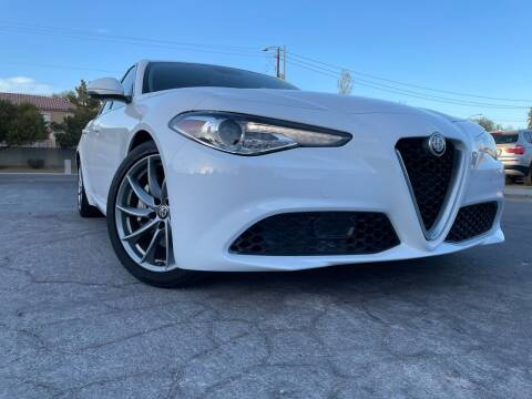 2017 Alfa Romeo Giulia for sale at Boktor Motors in Las Vegas NV