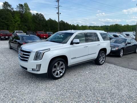 2018 Cadillac Escalade for sale at Billy Ballew Motorsports in Dawsonville GA