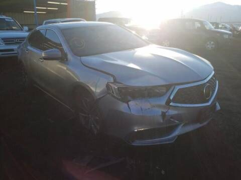 2019 Acura TLX for sale at STS Automotive in Denver CO
