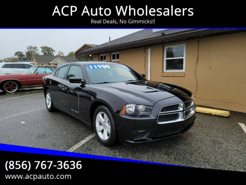 2013 Dodge Charger for sale at ACP Auto Wholesalers in Berlin NJ