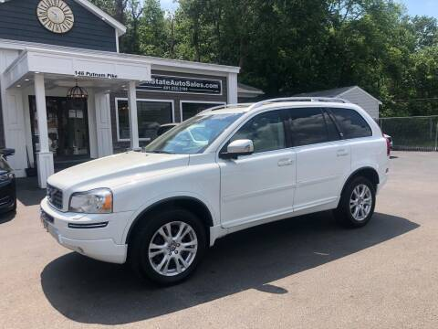 2014 Volvo XC90 for sale at Ocean State Auto Sales in Johnston RI