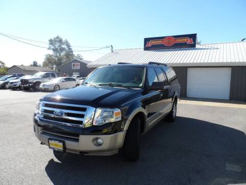 2009 Ford Expedition EL for sale at Grand Prize Cars in Cedar Lake IN