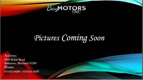 2009 Pontiac Vibe for sale at Bay Motors Inc in Baltimore MD