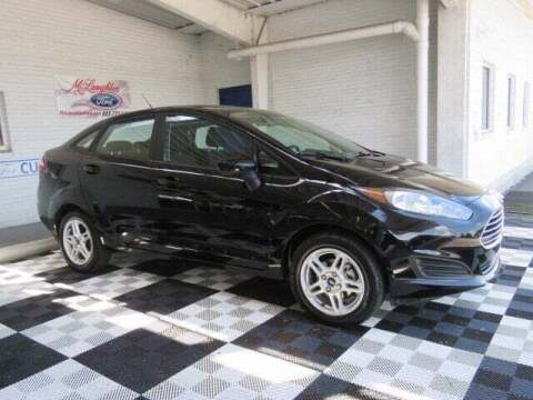 2018 Ford Fiesta for sale at McLaughlin Ford in Sumter SC