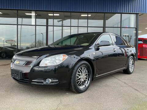2008 Chevrolet Malibu for sale at South Commercial Auto Sales in Salem OR