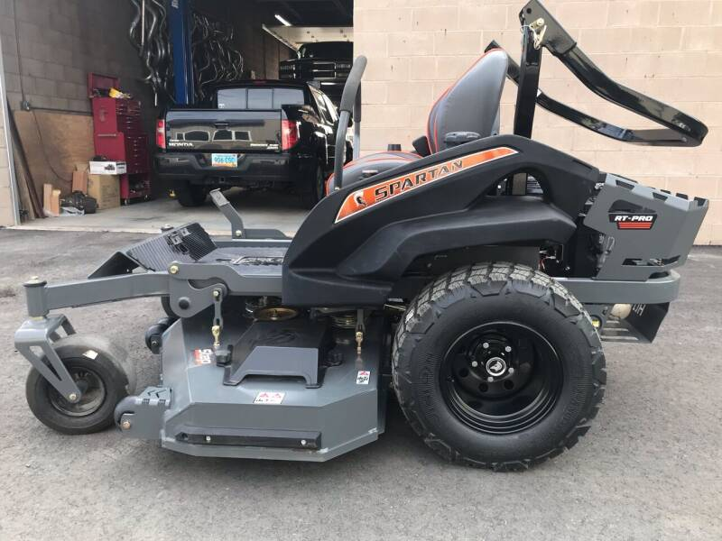 """2021 Spartan RT-Pro 61"""" Kawasaki Engine for sale at Crown Motor Inc in Grand Forks ND"""