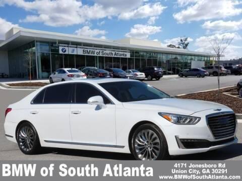 2017 Genesis G90 for sale at Carol Benner @ BMW of South Atlanta in Union City GA