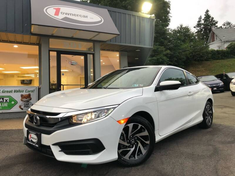 2018 Honda Civic for sale in Clifton Heights, PA