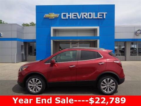 2020 Buick Encore for sale at Finley Motors in Finley ND