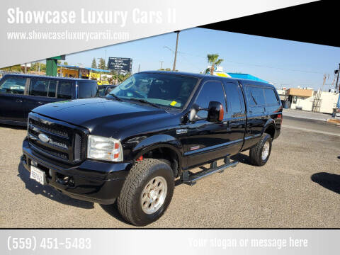 2006 Ford F-250 Super Duty for sale at Showcase Luxury Cars II in Fresno CA