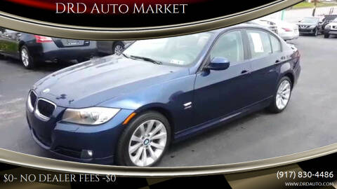 2011 BMW 3 Series for sale at DRD Auto Market in Flushing NY