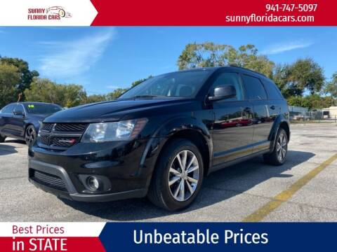 2016 Dodge Journey for sale at Sunny Florida Cars in Bradenton FL