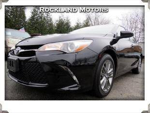2017 Toyota Camry for sale at Rockland Automall - Rockland Motors in West Nyack NY