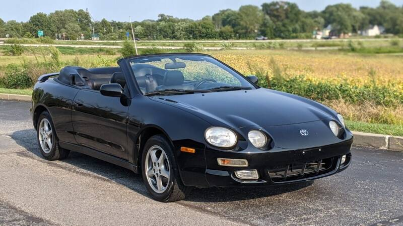 1999 Toyota Celica for sale at Old Monroe Auto in Old Monroe MO