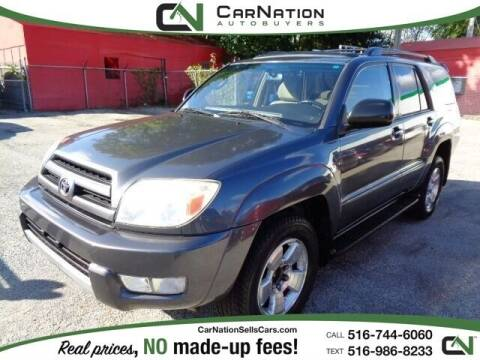 2004 Toyota 4Runner for sale at CarNation AUTOBUYERS Inc. in Rockville Centre NY