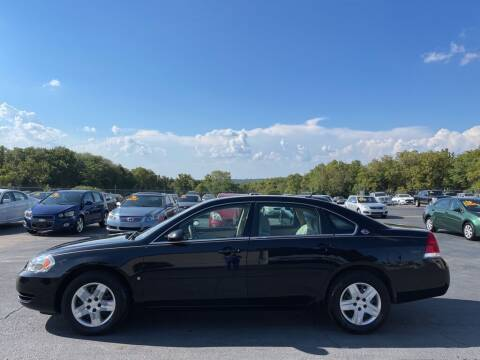 2007 Chevrolet Impala for sale at CARS PLUS CREDIT in Independence MO