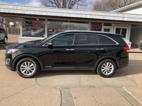 2016 Kia Sorento for sale at Midtown Motors in North Platte NE