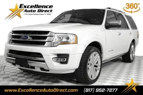2017 Ford Expedition for sale at Excellence Auto Direct in Euless TX