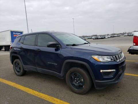 2019 Jeep Compass for sale at A.I. Monroe Auto Sales in Bountiful UT