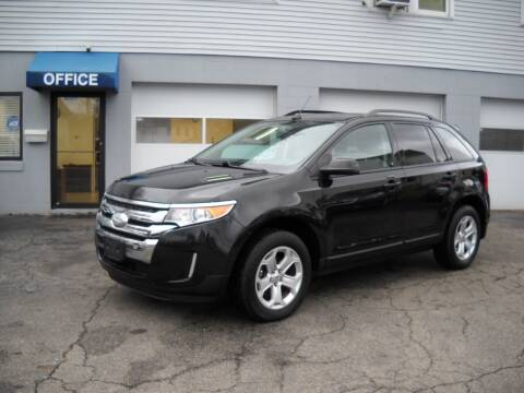 2013 Ford Edge for sale at Best Wheels Imports in Johnston RI