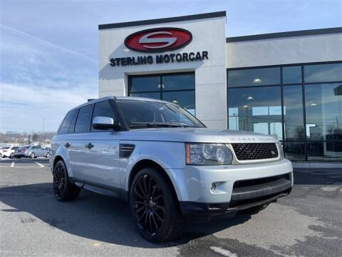 2010 Land Rover Range Rover Sport for sale at Sterling Motorcar in Ephrata PA