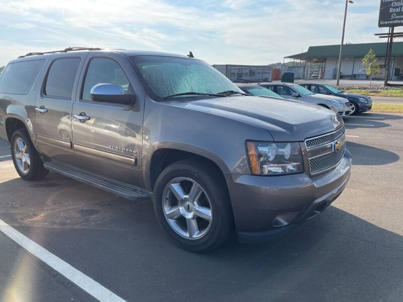 2013 Chevrolet Suburban for sale at NATIONAL CAR AND TRUCK SALES LLC - National Car and Truck Sales in Concord NC