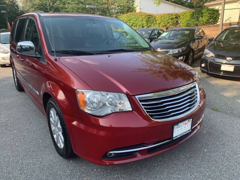 2011 Chrysler Town and Country for sale at Direct Auto Access in Germantown MD