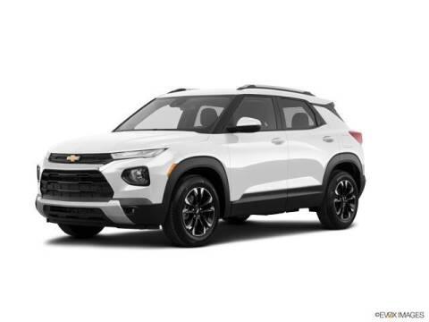 2022 Chevrolet TrailBlazer for sale at Bellavia Motors Chevrolet Buick in East Rutherford NJ