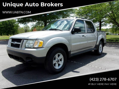 2005 Ford Explorer Sport Trac for sale at Unique Auto Brokers in Kingsport TN