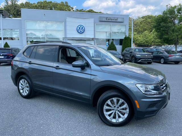 2018 Volkswagen Tiguan for sale in Westborough, MA