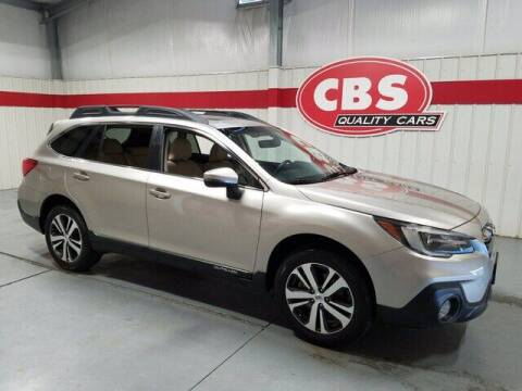 2019 Subaru Outback for sale at CBS Quality Cars in Durham NC