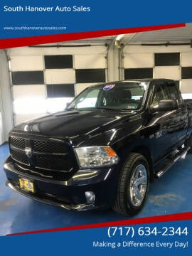 2013 RAM Ram Pickup 1500 for sale at South Hanover Auto Sales in Hanover PA