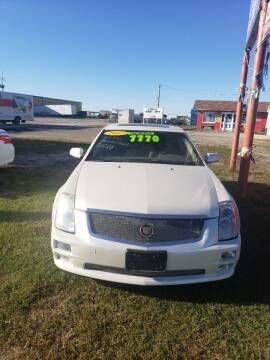 2007 Cadillac STS for sale at P & T SALES in Clear Lake IA