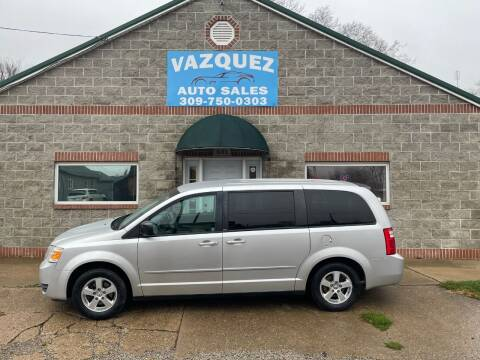 2009 Dodge Grand Caravan for sale at VAZQUEZ AUTO SALES in Bloomington IL