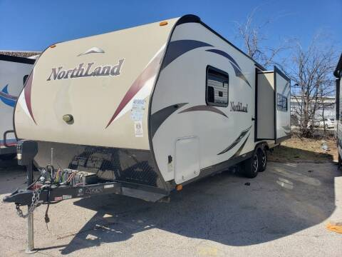 2016 Heartland Northland 25RKS  for sale at Ultimate RV in White Settlement TX