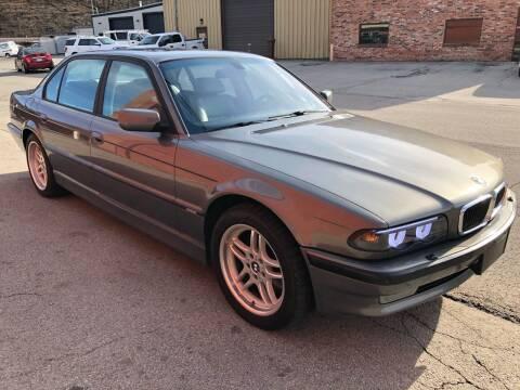 2001 BMW 7 Series for sale at ELIZABETH AUTO SALES in Elizabeth PA