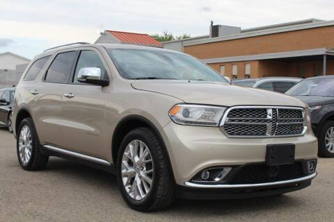 2015 Dodge Durango for sale at SHAFER AUTO GROUP in Columbus OH