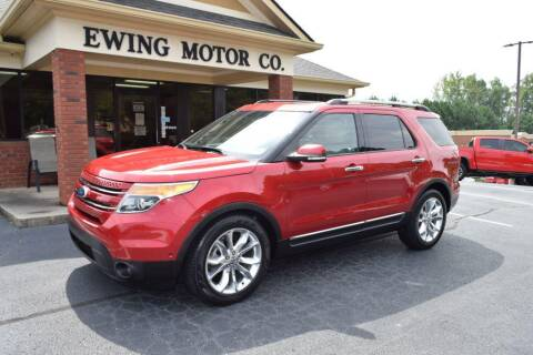 2011 Ford Explorer for sale at Ewing Motor Company in Buford GA