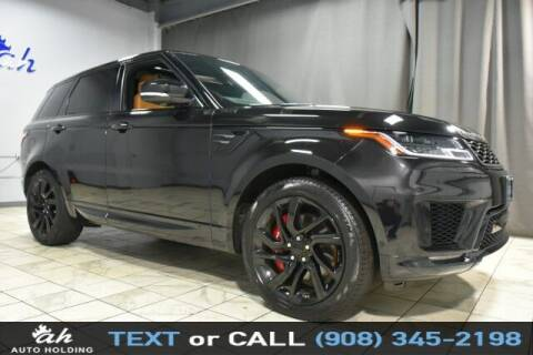 2018 Land Rover Range Rover Sport for sale at AUTO HOLDING in Hillside NJ