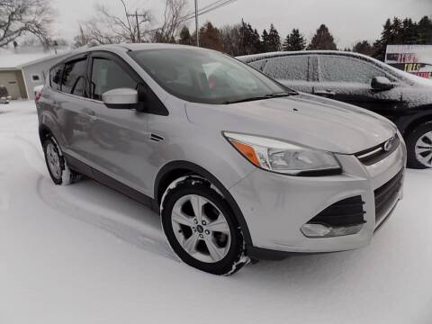 2015 Ford Escape for sale at SUMMIT TRUCK & AUTO INC in Akron NY